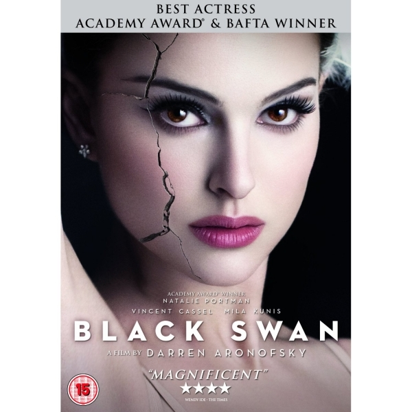 Black Swan Region 2 DVD