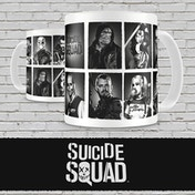 Suicide Squad Characters Mug