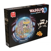 Wasgij Mystery 8 The Final Hurdle 1000 Piece Jigsaw Puzzle