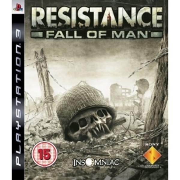 Resistance Fall Of Man Game PS3