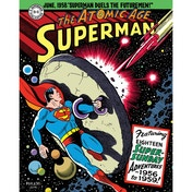 Superman  The Atomic Age Sundays: Volume 3 1956-1959 Hardcover