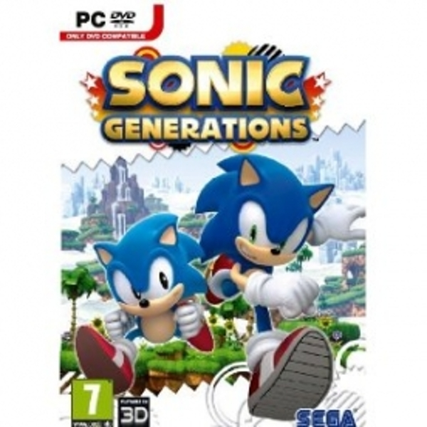Sonic Generations Game PC