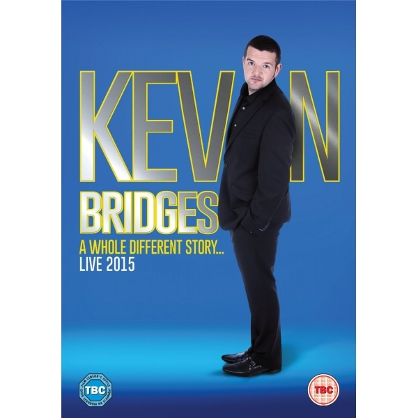 Kevin Bridges Live: A Whole Different Story DVD