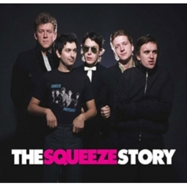 Squeeze - The Squeeze Story CD