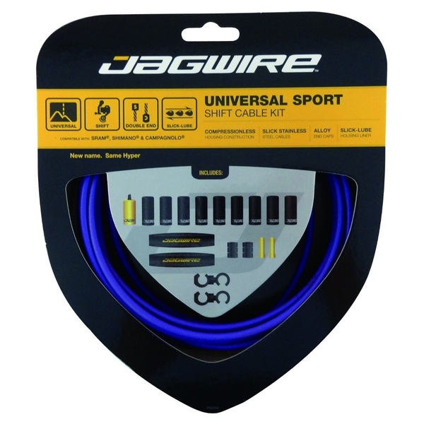 Jagwire Universal Sport Shift Cable Kit Purple