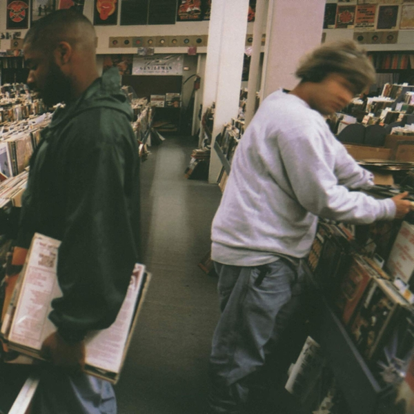 Dj Shadwo - Endtroducing... Vinyl