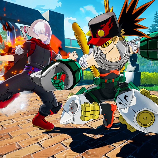 My Hero One's Justice Xbox One Game - Image 2