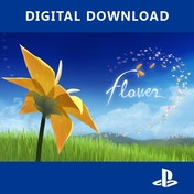 Flower PS3 PS4 & PS Vita PSN Digital Download Game