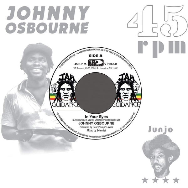 Johnny Osbourne - In Your Eyes Vinyl
