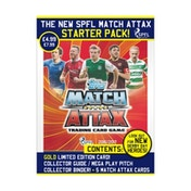 SPFL Match Attax 2016/17 Trading Card Starter Pack