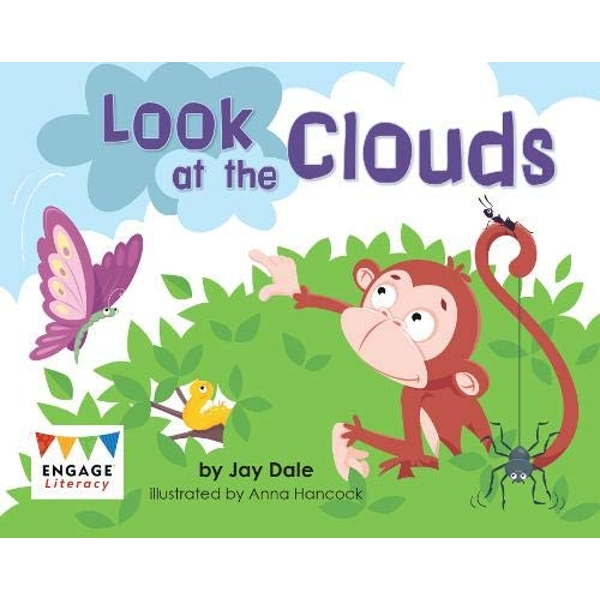 Look at the Clouds  Paperback / softback 2018