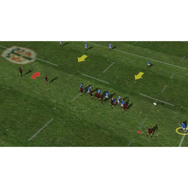 Rugby Union Team Manager 2015 PC Game - Image 2