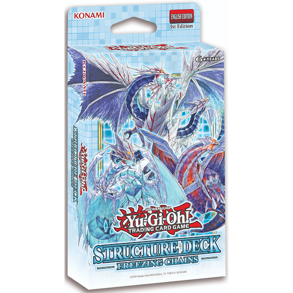 Yu-Gi-Oh! TCG Freezing Chains Structure Deck