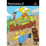 The Simpsons Skateboarding Game PS2