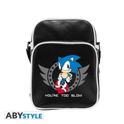 Sonic - Too Slow Small  Messenger Bag