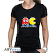 Pac-Man - Game Over Women's Large T-Shirt - Black - Image 2
