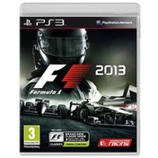 F1 2013 Game PS3