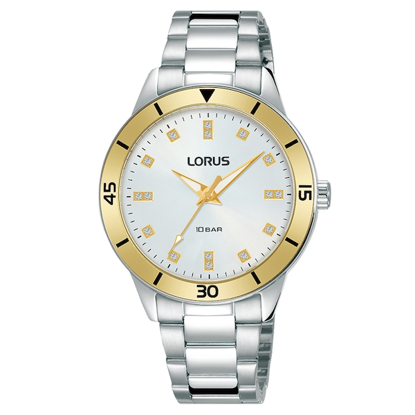Lorus RG243RX9 Ladies Dress Titanium Bracelet Watch