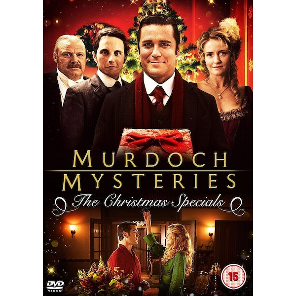 Murdoch Mysteries: The Christmas Specials DVD