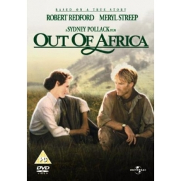 Out Of Africa DVD
