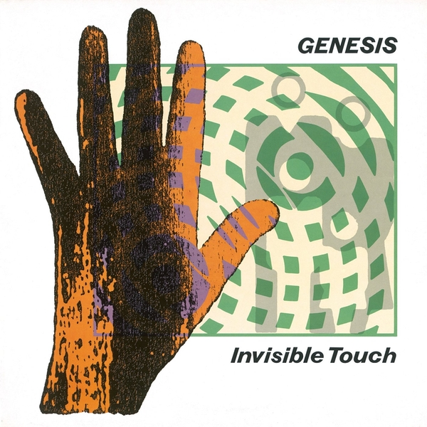 Genesis - Invisible Touch Vinyl