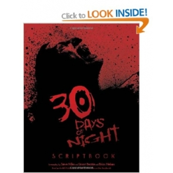 30 Days Of Night: The Movie Scriptbook