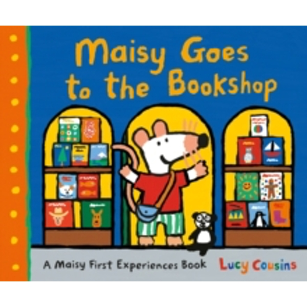 Maisy Goes to the Bookshop (Paperback, 2018)