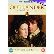 Outlander Season 1 & 2 Box Set DVD 2016
