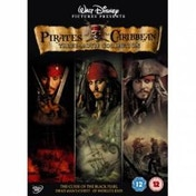 Pirates Of The Caribbean Trilogy [DVD] [2003] [DVD] (2003) Bill Nighy