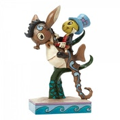 Disney Traditions Horsing Around Jiminy Cricket Pinocchio