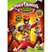 Power Rangers Dino Charge: Hero (Volume 5) Episodes 18-22 DVD