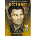 Jack Palance Silver Screen Collection: The Four Duces   Mr Scarface DVD