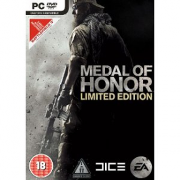 Medal Of Honor Limited Edition Game PC