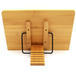 Bamboo Book Stand | M&W - Image 11