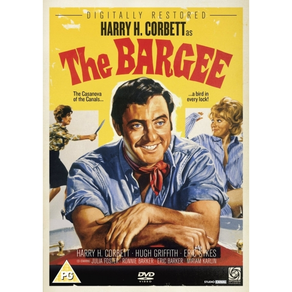 The Bargee DVD