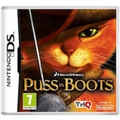Puss in Boots Game DS