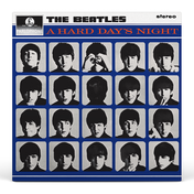 The Beatles ‎– A Hard Day's Night LP Vinyl