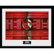 2001 A Space Odyssey Astronaut Red Framed Collector Print - Image 2