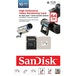 Sandisk SDSDQQ-064G-G46A 64GB Video Monitoring microSDXC   Adapter - Image 2
