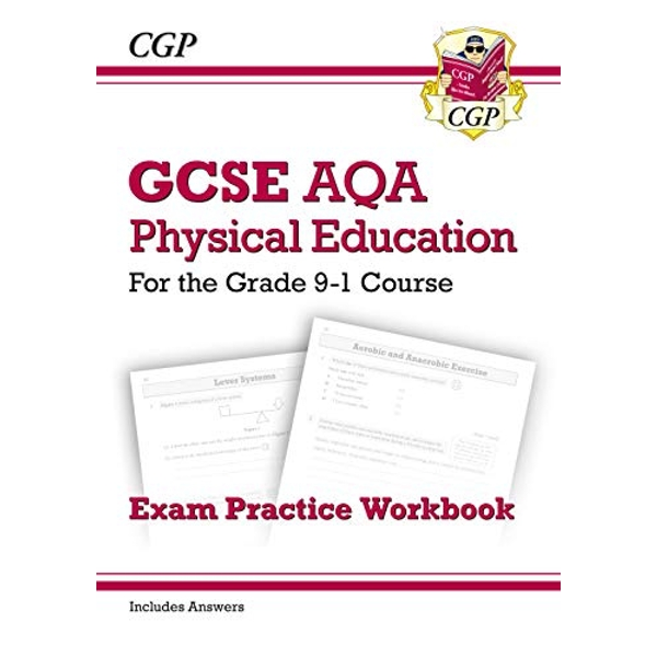 New GCSE Physical Education AQA Exam Practice Workbook - for the Grade 9-1 Course (incl Answers)  Paperback / softback 2018