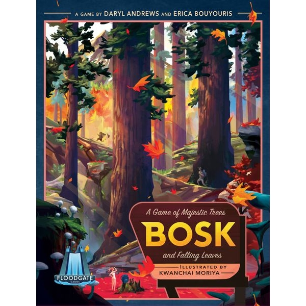 Bosk Board Game