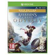 Ex-Display Assassin's Creed Odyssey Gold Edition Xbox One Game Used - Like New