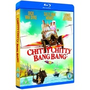 Chitty Chitty Bang Bang Blu-ray