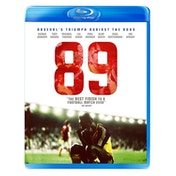 89 - How Arsenal Did The Impossible Blu-ray