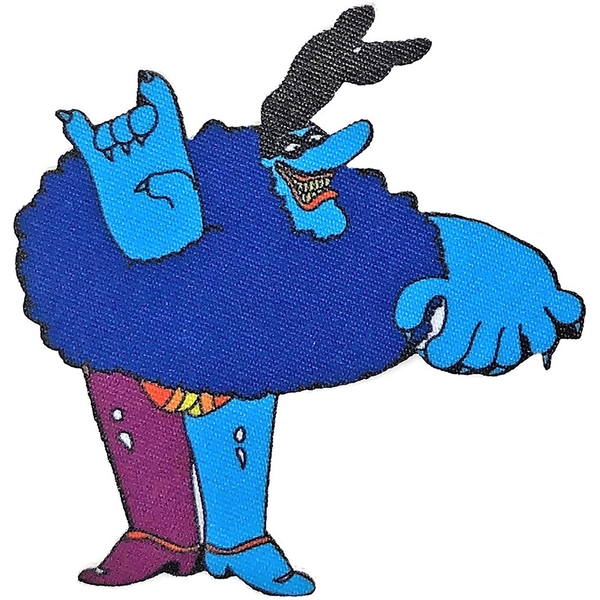 The Beatles - Yellow Submarine Chief Blue Meanie 2 Standard Patch