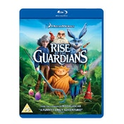 Rise Of The Guardians Blu-ray