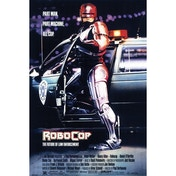 Robocop (1987 One Sheet) Maxi Poster