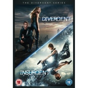 Divergent & Insurgent Double Pack DVD