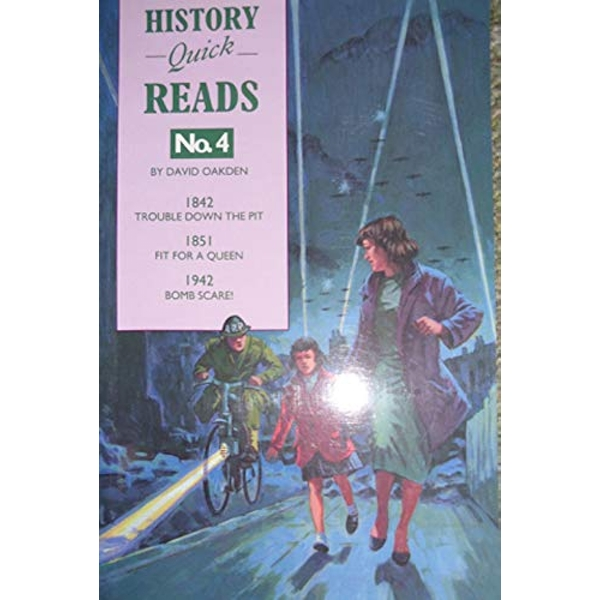 History Quick Reads: No. 4: 1840-1945 by David Oakden (Paperback, 1993)