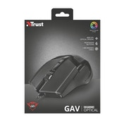 Trust 21044 GXT 101 Gav USB 2.0 Optical Gaming Mouse